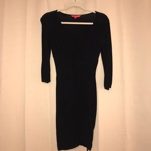 Ivanka Trump Black Dress